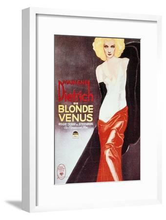 Blonde Venus, 1932, Directed by Josef Von Sternberg