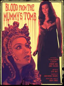Blood From the Mummy's Tomb 1971 (Pink)