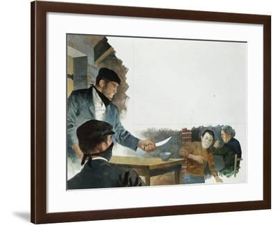 Blood of Romagna from 'Heart'--Framed Giclee Print
