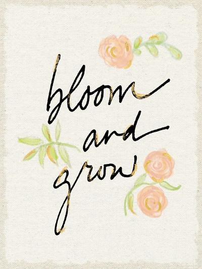 Bloom and Grow-Sue Schlabach-Art Print