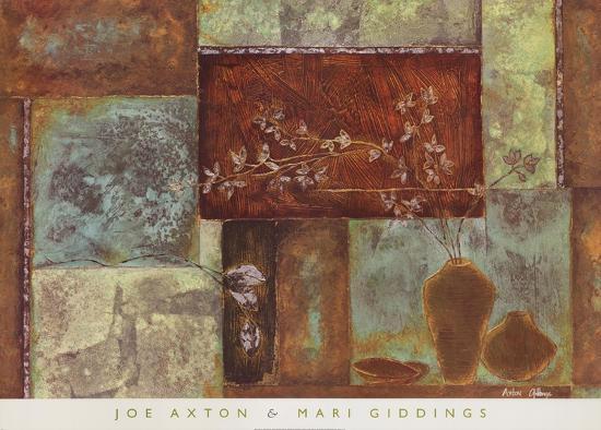 Bloom Berry II- Axtongiddings-Art Print