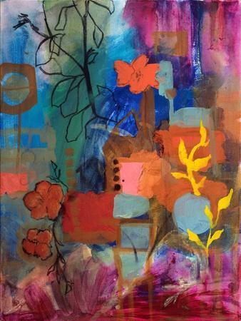 Bloom Where You Are-Robin Maria-Art Print