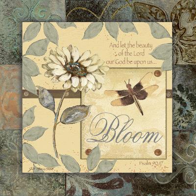 Bloom-Jo Moulton-Art Print