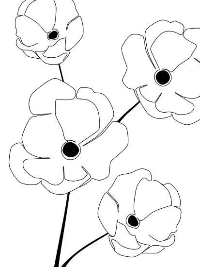 Bloomed Flower-Explicit Design-Art Print
