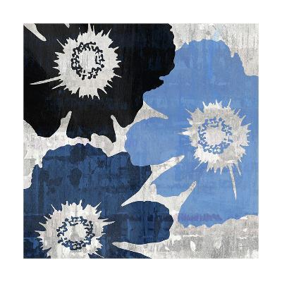 Bloomer Squares XIII-James Burghardt-Art Print
