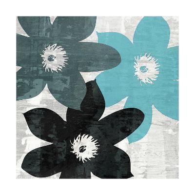 Bloomer Squares XV-James Burghardt-Art Print