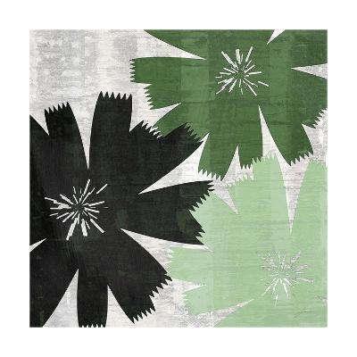 Bloomer Squares XVII-James Burghardt-Art Print