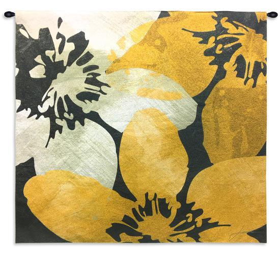Bloomer Tile IX Wall Tapestry - Small--Wall Tapestry