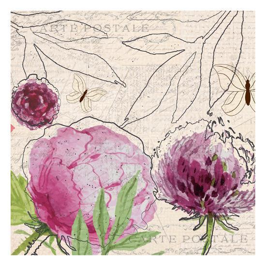 Blooming 1-Kimberly Allen-Art Print
