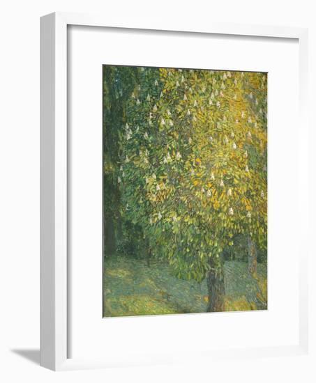 Blooming Chestnut Tree-Alexander Yakovlevich Golovin-Framed Giclee Print