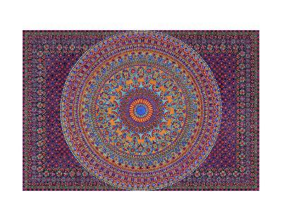 Blooming Eye-Lawrence Chvotzkin-Art Print