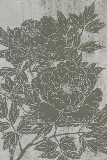 Blooming Peony I-Melissa Wang-Art Print