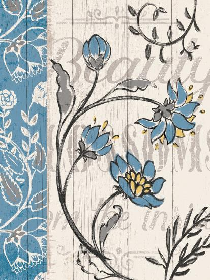 Blooming Season II v2-Janelle Penner-Art Print