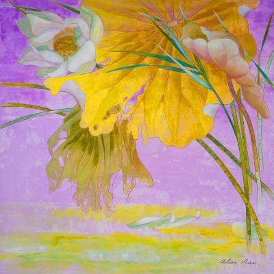 Blooming-Ailian Price-Art Print
