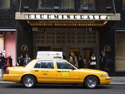Bloomingdale's Department Store, Lexington Avenue, Manhattan, New York-Amanda Hall-Photographic Print
