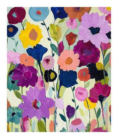 Blooms Have Burst-Carrie Schmitt-Art Print