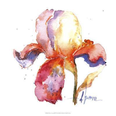 Blooms Hermanas II-Leticia Herrera-Art Print