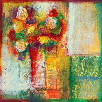Blooms I-Josiane York-Art Print