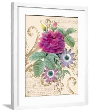 Bloomsbury I-Lily Nicole-Framed Art Print