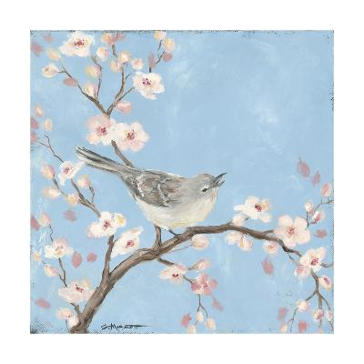 Blossom Bird I-Stephanie Marrott-Giclee Print