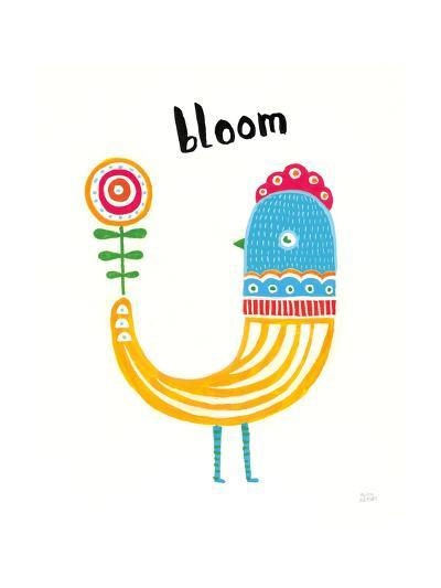 Blossom Birds II-Melissa Averinos-Art Print