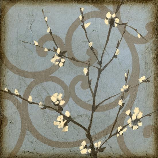 Blossom Branch II-Jennifer Goldberger-Premium Giclee Print