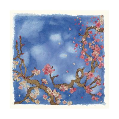 Blossom Branches and Blue Skies-Nichola Campbell-Giclee Print