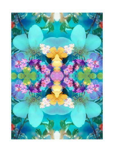 Blossom Butterfly-Alaya Gadeh-Art Print