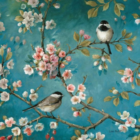 Blossom I-Lisa Audit-Art Print