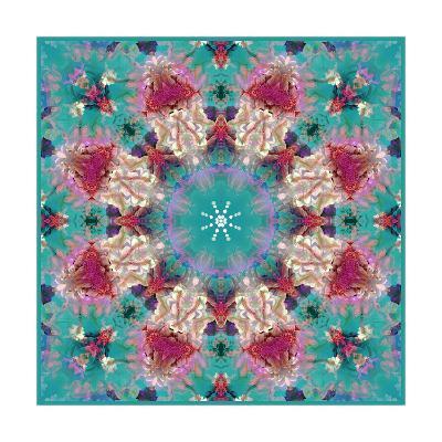 Blossom Mandala LXXI-Alaya Gadeh-Art Print
