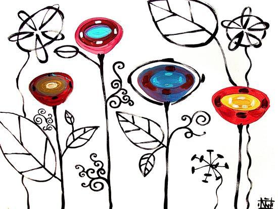 Blossom Study II-Natasha Wescoat-Giclee Print