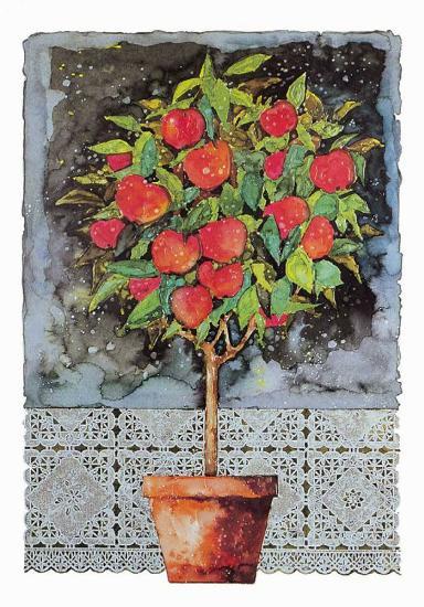 Blossom Time I-C^ Wurzig-Art Print