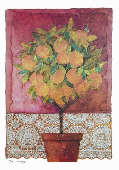 Blossom Time III-C^ Wurzig-Art Print