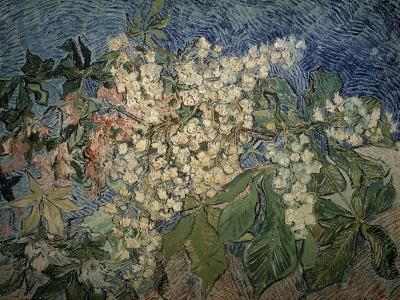 Blossoming Chestnut Branches-Vincent van Gogh-Giclee Print