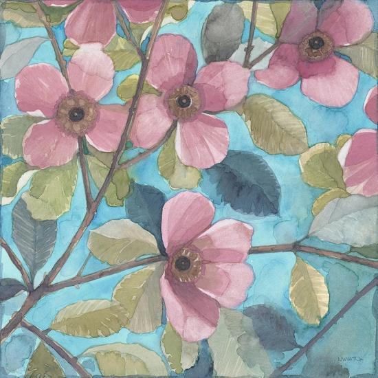Blossoming Duo 2-Norman Wyatt Jr^-Art Print