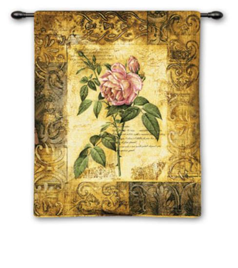 Blossoming Elegance I-Dougall-Wall Tapestry