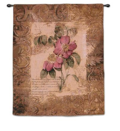 Blossoming Elegance III-Dougall-Wall Tapestry