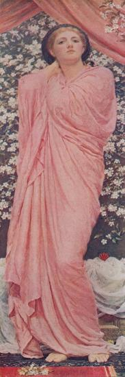 'Blossoms', 1881, (c1900)-Albert Moore-Giclee Print