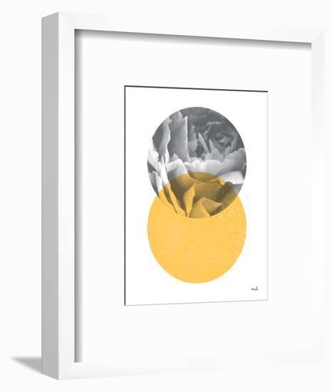Blossoms I v2-Moira Hershey-Framed Art Print
