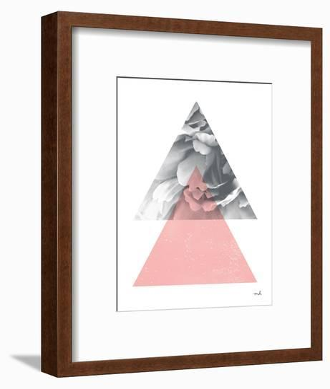 Blossoms II v2-Moira Hershey-Framed Art Print