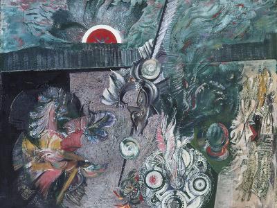 Blossoms-Ceri Richards-Giclee Print