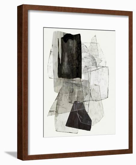 Blotting Ink I-PI Studio-Framed Art Print