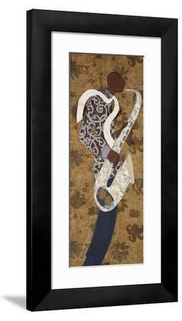 Blowin'-Phyllis Stephens-Framed Art Print