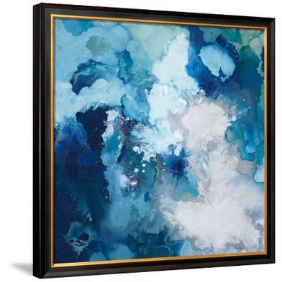 Blu Flo-Randy Hibberd-Framed Art Print