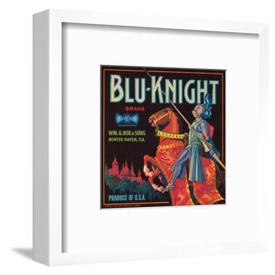 Blu-Knight Brand