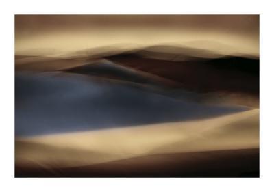 Blu Wind II-John Rehner-Giclee Print