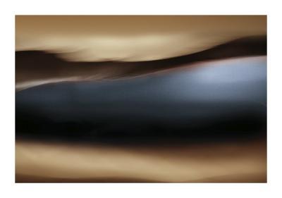Blu Wind III-John Rehner-Giclee Print