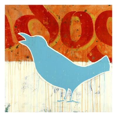 Blubird-Christopher Balder-Premium Giclee Print