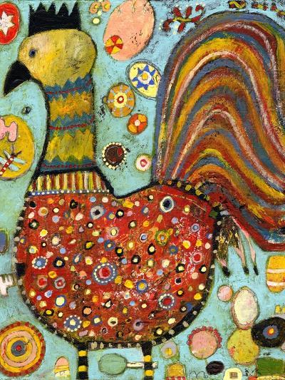 Blubs the Chicken-Jill Mayberg-Giclee Print