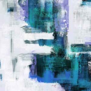Blue Abstract II